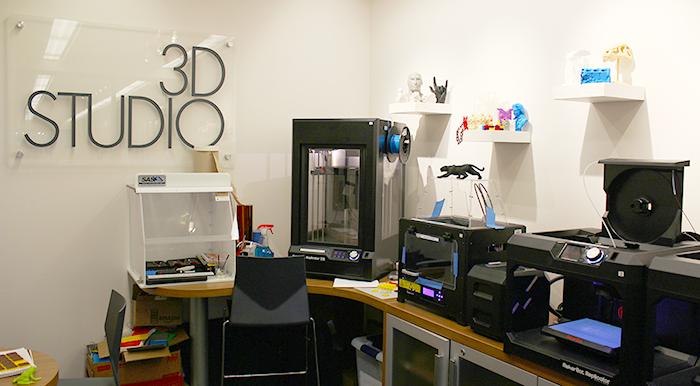 3d printing at adelphi university