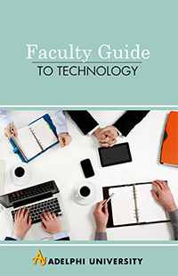 Adelphi-Faculty-Technology-Guide