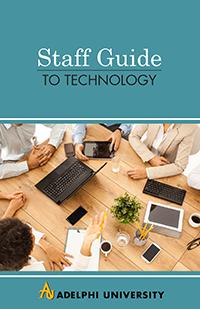 Adelphi-Staff-Technology-Guide