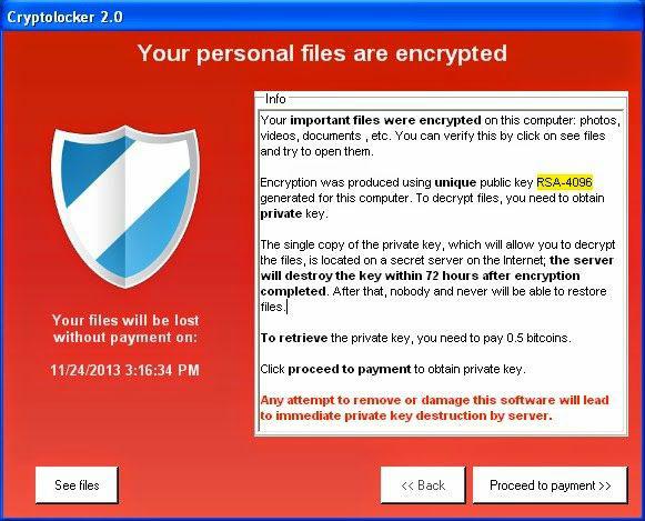 CrytpovirusRansomwareEducationCampaign-cryptolocker